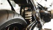 BMW R nineT mono suspension