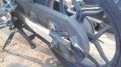 Bajaj Pulsar 150 NS spied chain guard