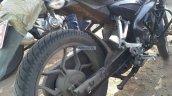 Bajaj Pulsar 150 NS spied rear tyre