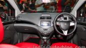Chevrolet Beat Manchester United edition dashboard