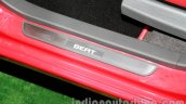 Chevrolet Beat Manchester United edition door sill