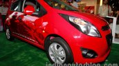 Chevrolet Beat Manchester United edition front three quarters