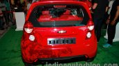 Chevrolet Beat Manchester United edition rear