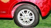 Chevrolet Sail U-VA Manchester United Edition alloy wheels