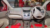Chevrolet Sail U-VA Manchester United Edition dashboard