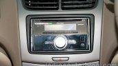 Chevrolet Sail U-VA Manchester United Edition music system