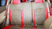 Chevrolet Sail U-VA Manchester United Edition rear bench