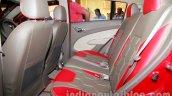 Chevrolet Sail U-VA Manchester United Edition rear seats