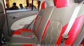 Chevrolet Sail U-VA Manchester United Edition seats