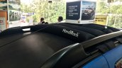 Customized Reanult Duster Roof Rack