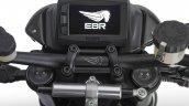 EBR 1190SX instrument console