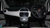 Fiat Punto Evo 1.4-litre Fire petrol review dashboard