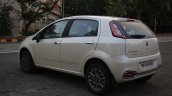 Fiat Punto Evo 1.4-litre Fire petrol review rear three quarter left
