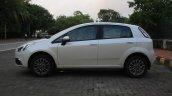 Fiat Punto Evo 1.4-litre Fire petrol review side