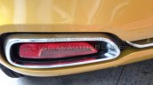 Fiat Punto Evo Facelift rear fog lights