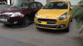 Fiat Punto Evo Facelift vs old Fiat Punto