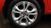 Fiat Punto Evo Sport 90 HP diesel review 16-inch alloy wheel