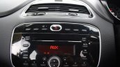 Fiat Punto Evo Sport 90 HP diesel review centre console