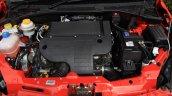 Fiat Punto Evo Sport 90 HP diesel review engine bay