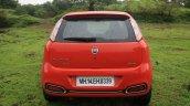 Fiat Punto Evo Sport 90 HP diesel review rear