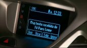 Ford Ka SYNC and Applink system