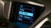 Ford Ka SYNC system