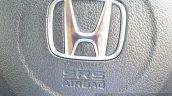 Honda Mobilio Diesel Review airbag