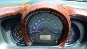 Honda Mobilio Diesel Review cluster