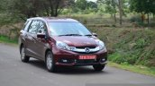 Honda Mobilio Diesel Review dynamic
