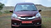 Honda Mobilio Diesel Review front