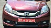 Honda Mobilio Diesel Review grille