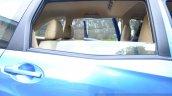 Honda Mobilio Diesel Review second row window