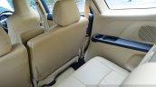 Honda Mobilio Diesel Review third row legroom