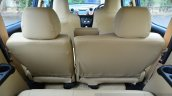 Honda Mobilio Diesel Review third row seats