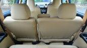 Honda Mobilio Diesel Review third row seats