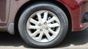 Honda Mobilio Diesel Review wheel