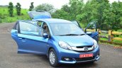 Honda Mobilio Petrol Review all doors