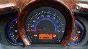 Honda Mobilio Petrol Review cluster
