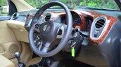 Honda Mobilio Petrol Review dash