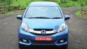 Honda Mobilio Petrol Review front