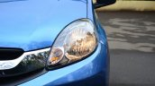 Honda Mobilio Petrol Review headlight