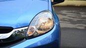 Honda Mobilio Petrol Review headlight