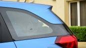 Honda Mobilio Petrol Review quarter glass