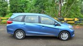 Honda Mobilio Petrol Review side