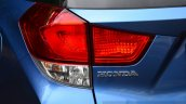 Honda Mobilio Petrol Review taillight