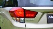 Honda Mobilio RS India live image Honda badge