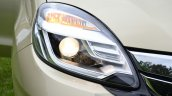 Honda Mobilio RS India live image headlight indicator
