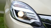 Honda Mobilio RS India live image headlight on