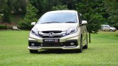Honda Mobilio RS India live image image of the front
