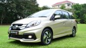 Honda Mobilio RS India live image profile